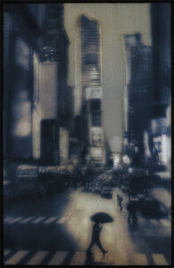 Peter Liepke, 'Umbrella Man', 2011
