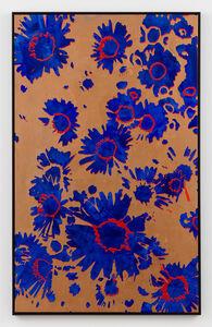Kendell Geers, 'Les Fleurs du Mal 1545', 2019