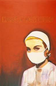 Richard Prince, 'Nurse in Hollywood #3', 2004