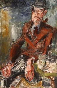 Gen Paul, 'Portrait d'Ernest Lajeunesse', 1928