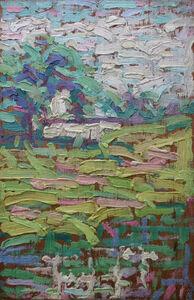 Hugh Henry Breckenridge, 'Landscape Sketch'