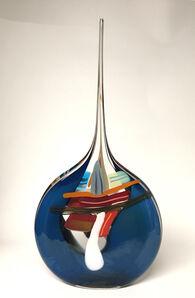 Trefny Dix & Bengt Hokanson, 'Blue Sail'