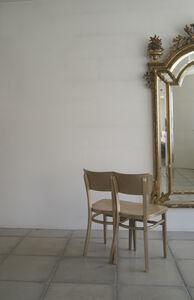 Lachaert & d'Hanis, 'Crossed Legs Chair', 2014