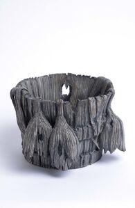 Valerie Hegarty, 'Dead Tulips (Driftwood)', 2018
