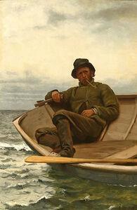 John George Brown, 'Homeward Bound', 1878