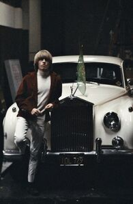 Jean-Marie Périer, 'Brian Jones, London, May 1966 '
