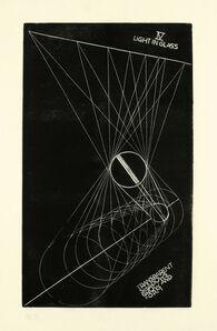 Erika Giovanna Klien, 'Light-in-Glass IV ', 1934