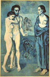 Pablo Picasso, 'La Vie [Life]', 1903