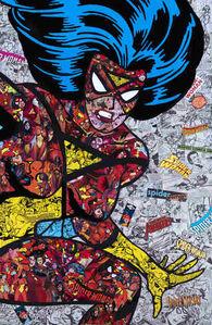 Mr Garcin, 'Spider Woman', 2020