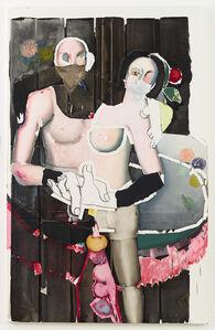 Magnus Plessen, 'Untitled (31)', 2016