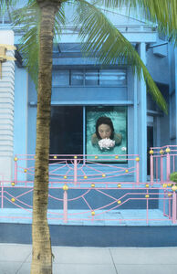 Maria Muller, 'Woman in Window, Miami', 2004