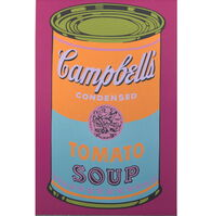 Andy Warhol, 'Campbell's Soup', 1968
