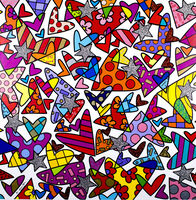 Romero Britto, 'Cloud Nine', 2018