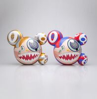 Takashi Murakami, 'Mr Dob (Set of 2)', ca. 2016