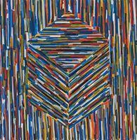 Sol LeWitt, 'Cube (A)', 1994