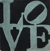 Robert Indiana, 'Winter Love', 2006