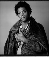 Basquiat Portrait III