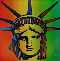 Peter Max, 'Liberty Head (Retro Suite I)', 1994