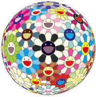 Takashi Murakami, 'Flowerball Blood 3D V', 2011