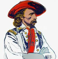 Andy Warhol, 'General Custer (FS II.379)', 1986