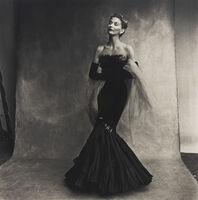Irving Penn, 'Mermaid Dress (Rochas) [Lisa Fonssagrives-Penn], Paris', 1950/June 1979