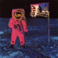 Andy Warhol, 'MOONWALK II.405', 1987