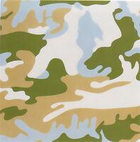 Andy Warhol, 'Camouflage, II.407', 1987