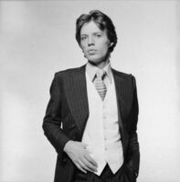 Terry O'Neill, 'Mick Jagger,London', 1976