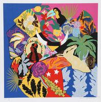 Hunt Slonem, 'Horns of Plenty I', 1980