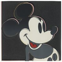 Andy Warhol, 'Myths:  Mickey Mouse', 1981