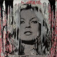 Mr. Brainwash, 'Kate Moss', 2013