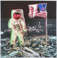 Andy Warhol, 'MOONWALK FS II.404-405 TP', 1987