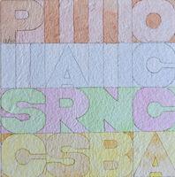 Alighiero Boetti, 'Pissing in the Mouth, from: Nine Squares | Pisciarsi in bocca: Nove Quadrati', 1979