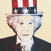 Andy Warhol, 'Uncle Sam (FS II. 259)', 1981