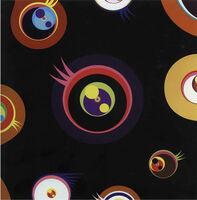 Takashi Murakami, 'Jellyfish Eyes (Black 1)', 2004