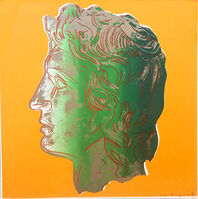 Andy Warhol, 'ALEXANDER THE GREAT FS II.291', 1982