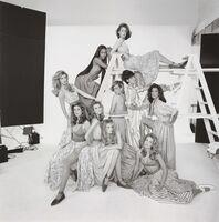 Patrick Demarchelier, 'Vogue Anniversary', 1992