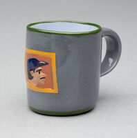 Ken Price, 'Mezcal Cup (Bill Buckner)', ca. 1980