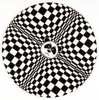 Rob Pruitt, 'Hypnotic Panda (upset)', 2012