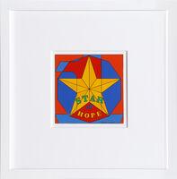 Robert Indiana, 'Star of Hope', 1972