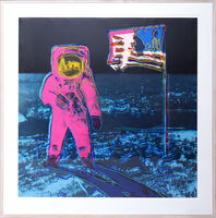 Andy Warhol, 'Moonwalk', 1987
