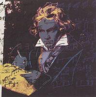 Andy Warhol, 'Beethoven (FS II.393)', 1987