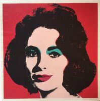 Andy Warhol, 'Liz FS II.7', 1964