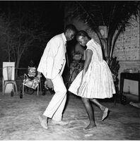 Malick Sidibé, 'Nuit de Noël (Happy Club), 1963', printed later