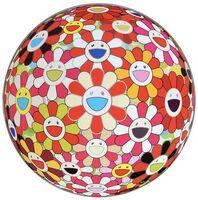 Takashi Murakami, 'Flowerball (3D) Goldfish', 2008