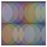 Carlos Cruz-Diez, 'Physichromie 1706', 2011