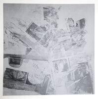 Robert Rauschenberg, 'Features from Currents, #60', 1970