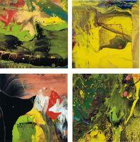 Gerhard Richter, 'P4, P5, P6, P7 (Flow)', 2014