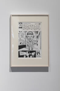 Daniel Clowes, 'Untitled (Cover drawing for Eightball #8)', 1992
