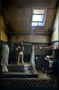 Ronan-Jim Sévellec, 'Léger comme l'est l'air, fluide comme l'est l'eau #1', 2013